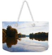 Lake Carnegie Princeton Weekender Tote Bag
