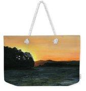 Lake Champlain Adirondack Mountains Vt/ny Weekender Tote Bag