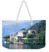 Lake Como Palace Weekender Tote Bag
