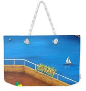 Lake Como Weekender Tote Bag