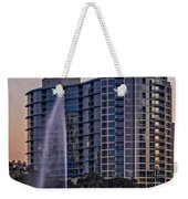 Lake Eola Water Fountain  Weekender Tote Bag