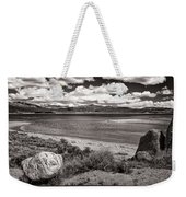 Lake Granby Weekender Tote Bag