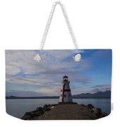 Lake Havasu Lighthouse Weekender Tote Bag