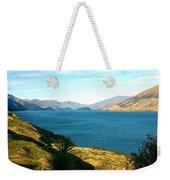 Lake Hawea Weekender Tote Bag