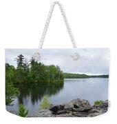 Lake Hebron Weekender Tote Bag