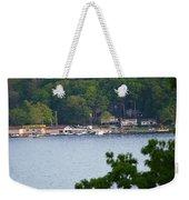 Lake Hopatcong Scene 4 Weekender Tote Bag