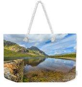 Lake Idwal Weekender Tote Bag