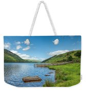 Lake In Wales Weekender Tote Bag