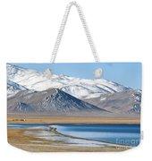 Lake Kara Kul Weekender Tote Bag