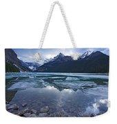 Lake Louise #3 Weekender Tote Bag