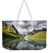 Lake Louise Banff National Park Weekender Tote Bag