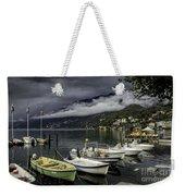 Lake Maggiore Ascona Weekender Tote Bag