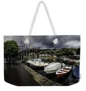 Lake Maggiore Boats 1 Weekender Tote Bag