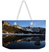 Lake Mary Brighton Utah Weekender Tote Bag