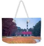 Lake Mattamuskeet Pumping Station Weekender Tote Bag