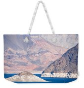 Lake Mead National Recreation Area Weekender Tote Bag