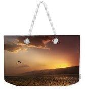 Lake Mead Sunrise Weekender Tote Bag