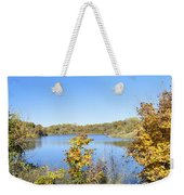 Lake Meyer Weekender Tote Bag