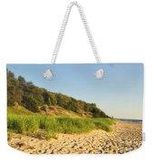 Lake Michigan Dunes 01 Weekender Tote Bag