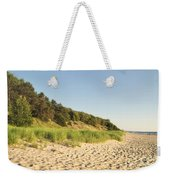 Lake Michigan Dunes 02 Weekender Tote Bag