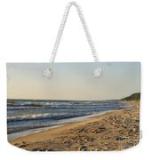 Lake Michigan Shoreline 02 Weekender Tote Bag