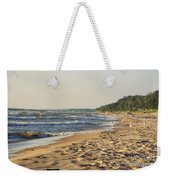 Lake Michigan Shoreline 03 Weekender Tote Bag