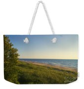 Lake Michigan Shoreline 05 Weekender Tote Bag