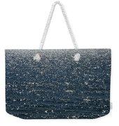 Lake Michigan Sparkling Water Weekender Tote Bag