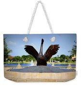 Lake Mirror Weekender Tote Bag