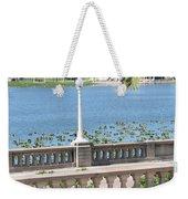 Lake Mirror Promenade Weekender Tote Bag