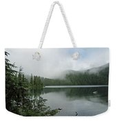 Lake Mowich Weekender Tote Bag