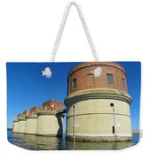 Lake Murray Sc Dam Weekender Tote Bag