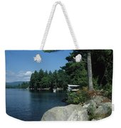 Lake Norway 07 Weekender Tote Bag