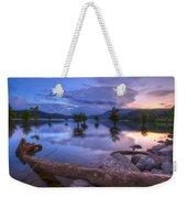 Lake Ocoee Weekender Tote Bag