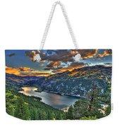 Lake Of Dreams Weekender Tote Bag