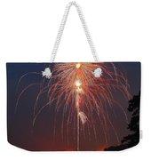Lake Of Fire Weekender Tote Bag