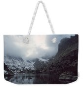 Lake Of Glass Weekender Tote Bag by Eric Glaser