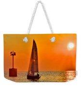 Lake Of Gold Weekender Tote Bag
