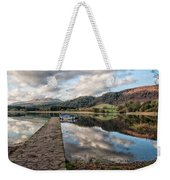 Lake Of Menteith Weekender Tote Bag