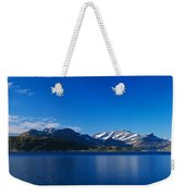 Lake On Mountainside, Sorfolda, Bodo Weekender Tote Bag
