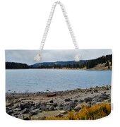 Lake On The Grand Mesa Colorado Weekender Tote Bag