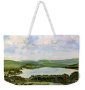 Lake Parker In Glover Weekender Tote Bag