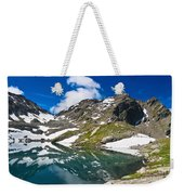 lake Pietra Rossa - Italy Weekender Tote Bag