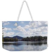 Lake Placid Weekender Tote Bag