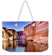 Lake Powell Antelope Canyon Weekender Tote Bag