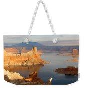 Lake Powell From Alstrum Pt 12 Weekender Tote Bag