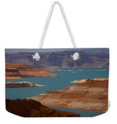 Lake Powell Weekender Tote Bag