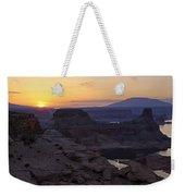 Lake Powell Sunrise  Weekender Tote Bag