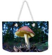 Lake Powhattan Mushroom Weekender Tote Bag