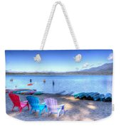 Lake Quinault Dream Weekender Tote Bag
